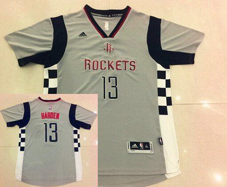 sports shoes 26a40 2521e Men's Houston Rockets #13 James Harden Revolution 30 ...