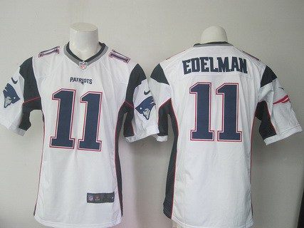 new concept 84dcf 06ee1 Men's New England Patriots #55 Willie McGinest Navy Blue ...