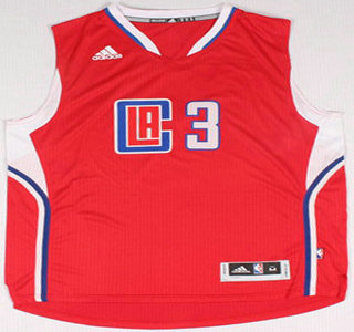 los angeles clippers 3 chris paul revolution 30 swingman 2015 new red jersey