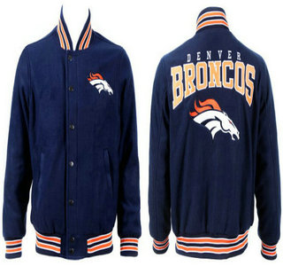 Denver Broncos Navy Jacket FG