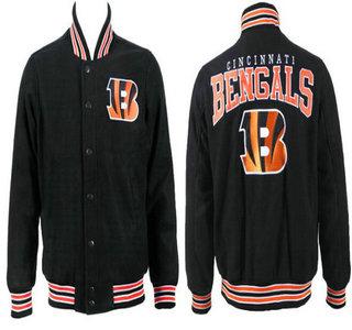 Cincinnati Bengals Black Jacket FG
