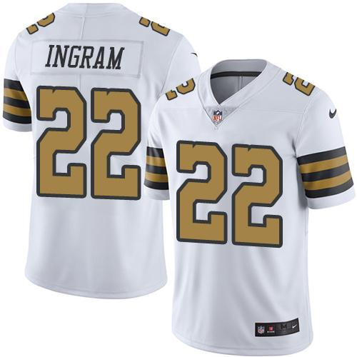 color rush drew brees jersey