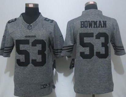 49ers grey jersey