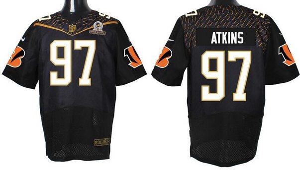 geno atkins pro bowl jersey