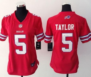 buffalo bills red jersey for sale
