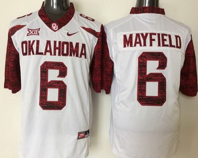 baker mayfield limited jersey