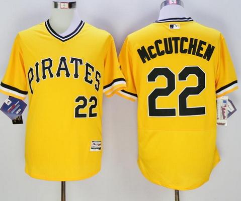 hot sale online a1249 847f5 get andrew mccutchen yellow jersey 6b61a b0e24