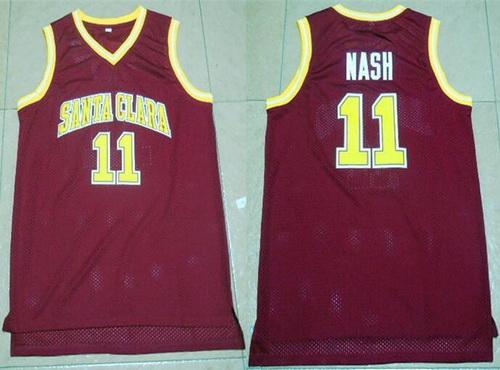 Santa Clara University #11 Steve Nash