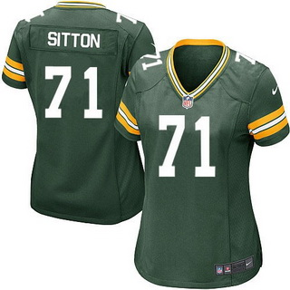 josh sitton packers jersey