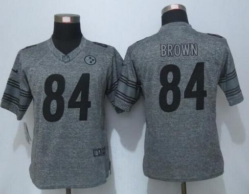 Women's Pittsburgh Steelers #26 LeVeon Bell Black Team Color NFL  supplier