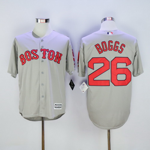 77aa3cc6a ... official store mens boston red sox 24 david price away gray 2015 mlb  cool base jersey
