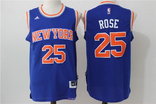 derrick rose knicks jersey for sale