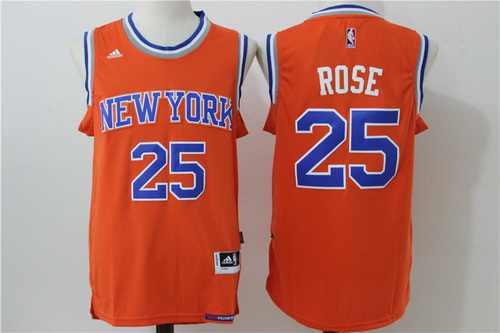 derrick rose swingman jersey knicks