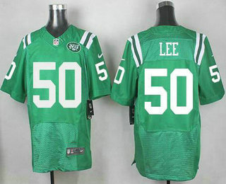 darron lee jets jersey