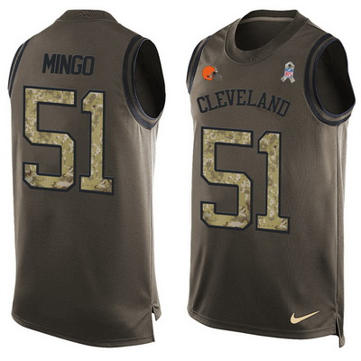 Wholesale Men's Cleveland Browns #23 Joe Haden Nike Brown Color Rush Limited  free shipping