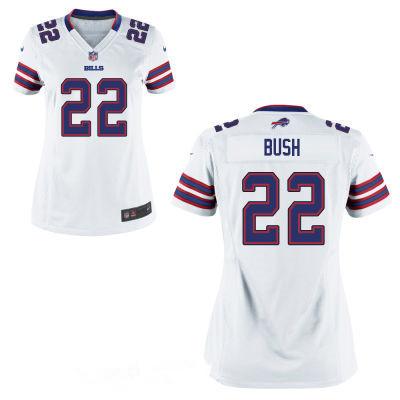 bills reggie bush jersey