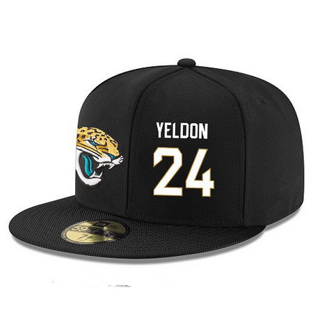 jacksonville jaguars 20 jalen ramsey snapback cap nfl. Black Bedroom Furniture Sets. Home Design Ideas