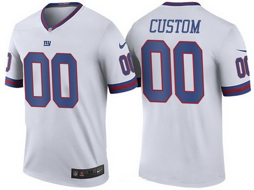 best loved affe3 0e3ac custom ny giants jersey