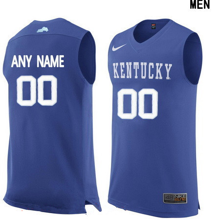 new style 5fc0c 32f7f Youth Kentucky Wildcats Custom College Basketball Jersey ...