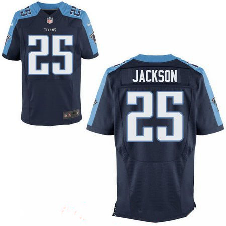 Top Men's Tennessee Titans #87 Eric Decker White Road Stitched NFL Nike  for cheap