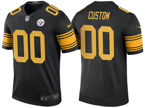 steelers youth color rush jersey