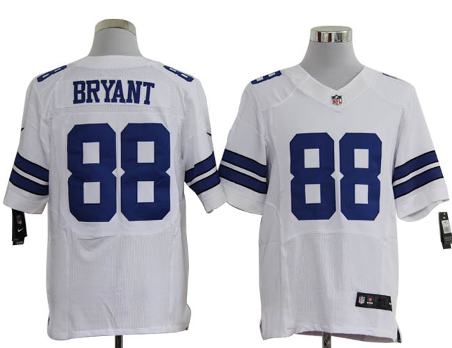 Size 60 4xl Dez Bryant Dallas Cowboys 88 White Stitched