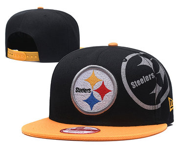 NFL Pittsburgh Steelers Steel City Gray Adjustable Hat