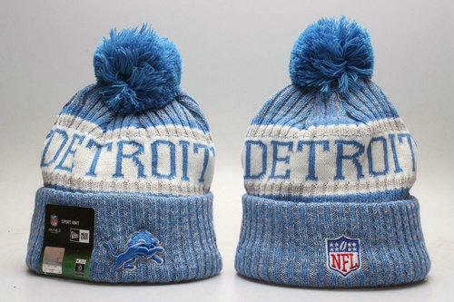 Detroit Lions YP Beanie 2