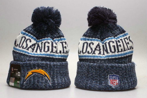 Los Angeles Chargers YP Beanie 2