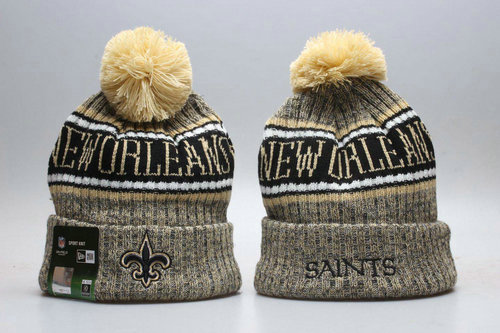 New Orleans Saints YP Beanie 2