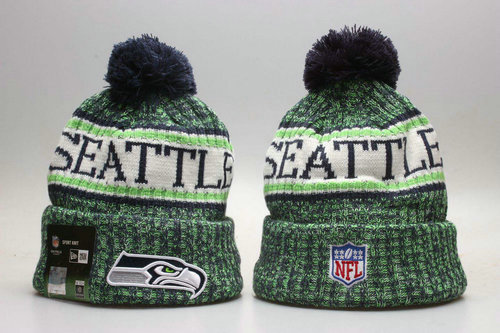 Seattle Seahawks YP Beanie 1