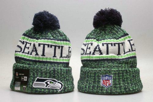 Seattle Seahawks YP Beanie 1 f251f7a25a9