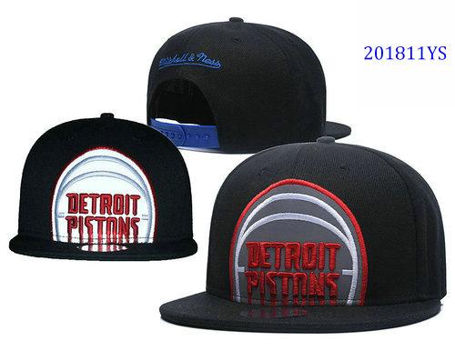 Detroit Pistons YS hats