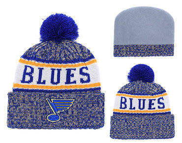 St. Louis Blues Beanies 1