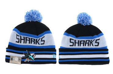 NHL SAN JOSE SHARKS Beanies 2