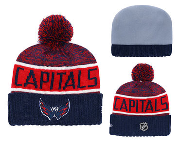 Washington Capitals Beanies 1