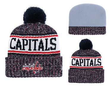 Washington Capitals Beanies 2