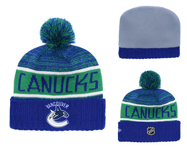 Vancouver Canucks Beanies