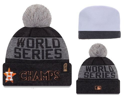 a66d05b2a8e ... world series champions breakaway knit beanie with pom target be8e2  d7a93  order mlb houston astros logo stitched knit beanies 003 0b41b cd5d2
