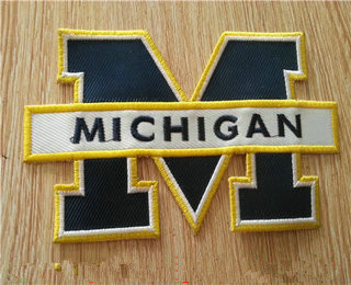 NCAA Michigan Wolverines Team Patch