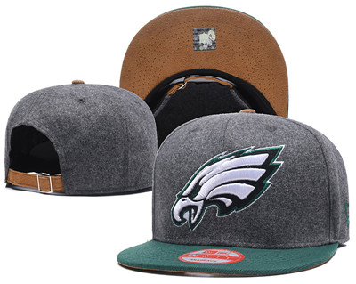 NFL Philadelphia Eagles Fresh Logo Adjustable Hat