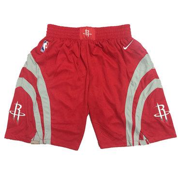 Houston Rockets Red Nike NBA Shorts