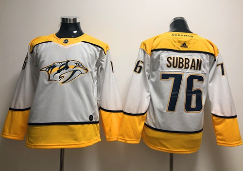 pk subban jersey preds