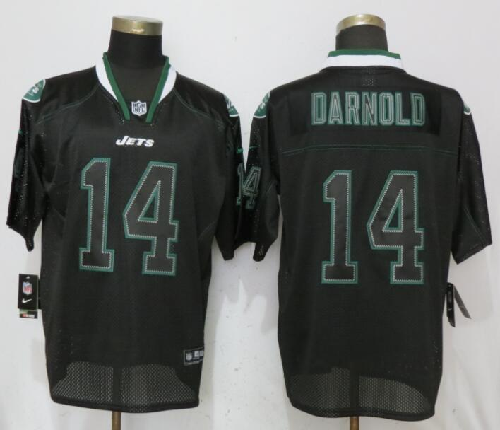 black ny jets jersey