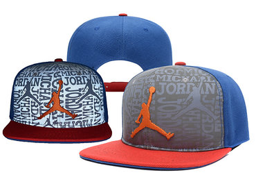 Jordan Fashion Stitched Snapback Hats 33