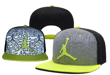 Jordan Fashion Stitched Snapback Hats 35