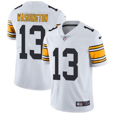 Nike Steelers #13 James Washington White Youth Stitched NFL Vapor Untouchable Limited Jersey