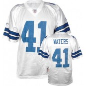 Reebok Dallas Cowboys NFL #41 Charlie Waters Legends White Football Jersey