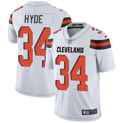 carlos hyde jersey stitched