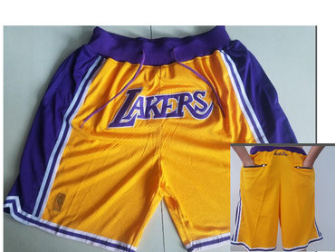 Men s Los Angeles Lakers Yellow 2019 Nike Swingman Stitched NBA ... 6bfb7cfd6d73